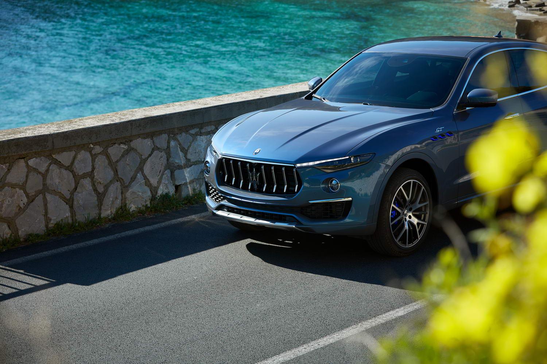 Car News | Maserati announces Levante Hybrid | CompleteCar.ie