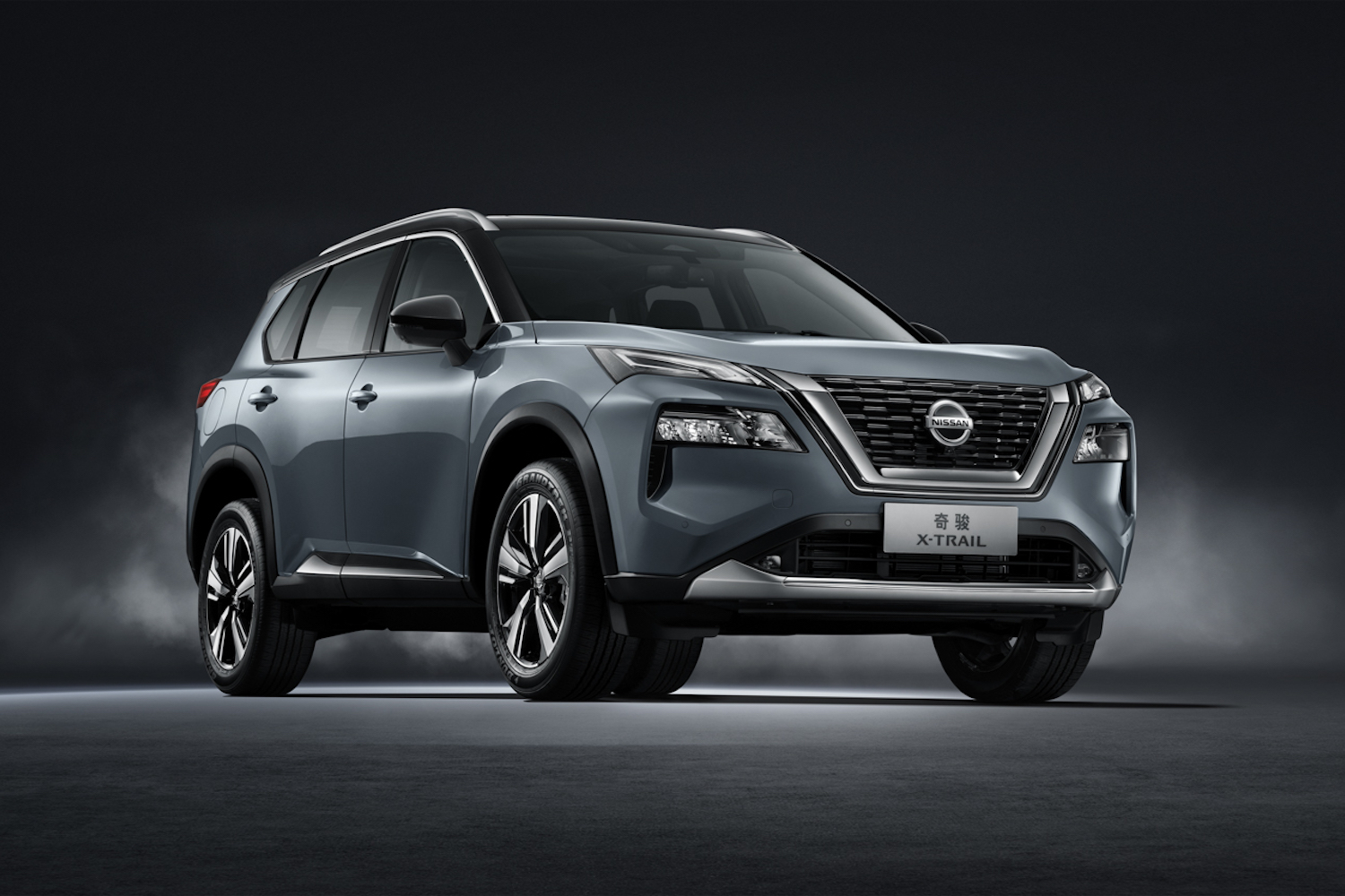 Car News   Nissan shows off new X-Trail   CompleteCar.ie