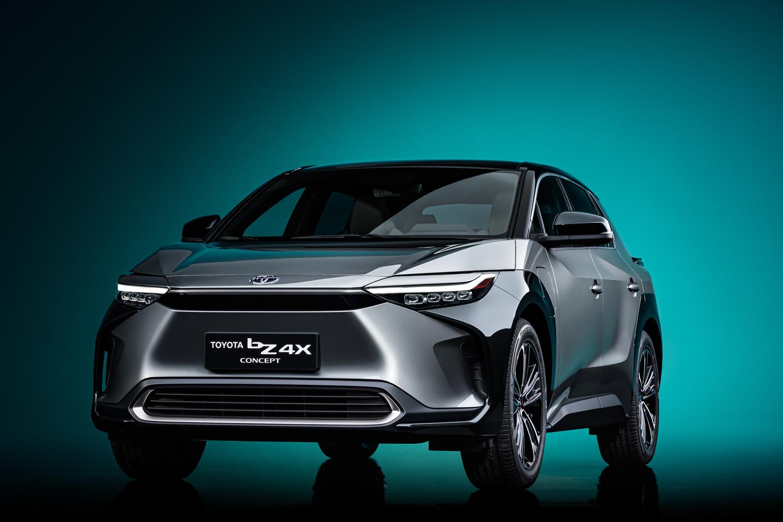 Car News   Toyota bZ4X Beyond Zero concept car   CompleteCar.ie