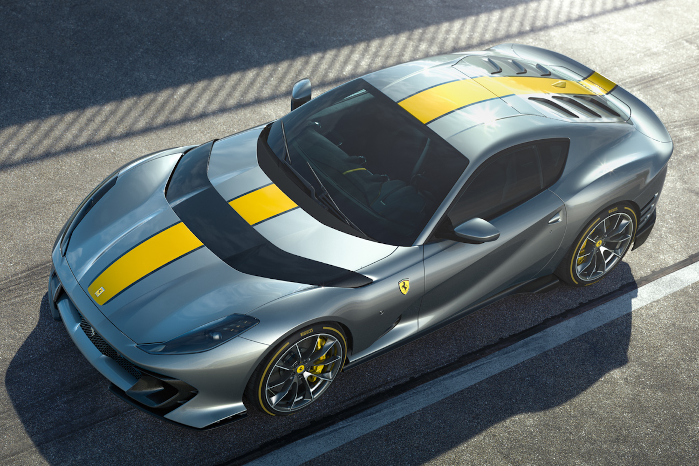 Car News   New limited-edition Ferrari V12   CompleteCar.ie