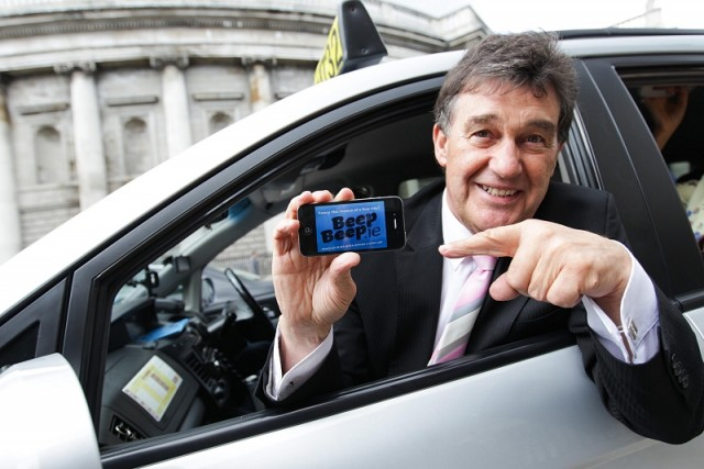 Car News | Tweet a taxi for free | CompleteCar.ie