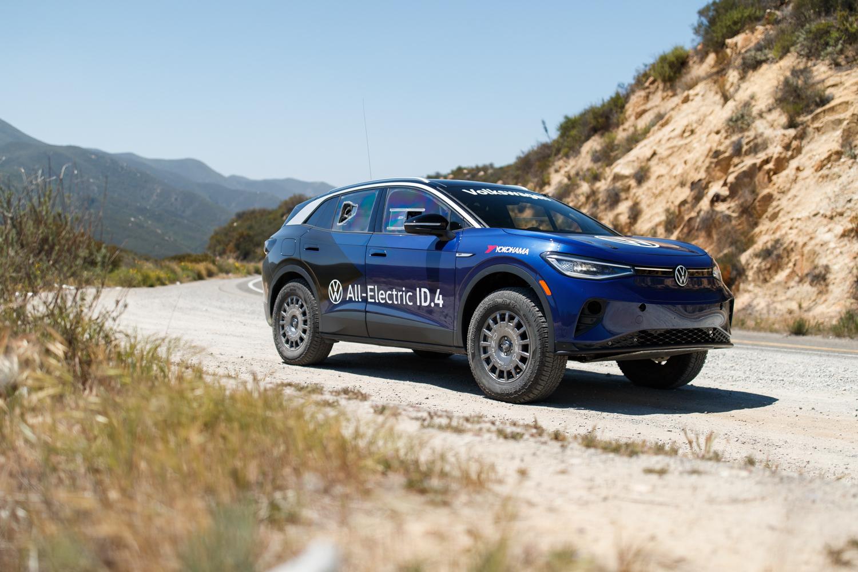 Car News | Volkswagen ID.4 takes on Baja off-road race | CompleteCar.ie