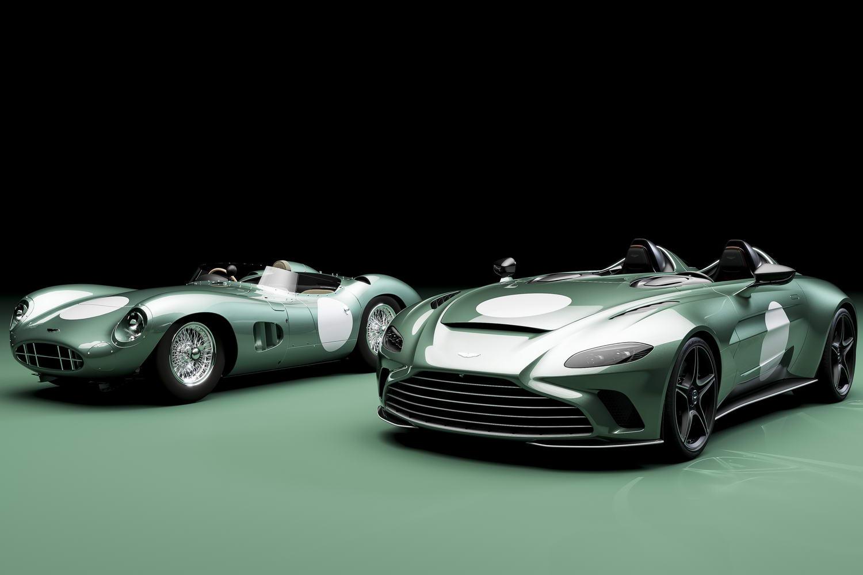 Car News | DBR1 pack for Aston V12 Speedster | CompleteCar.ie
