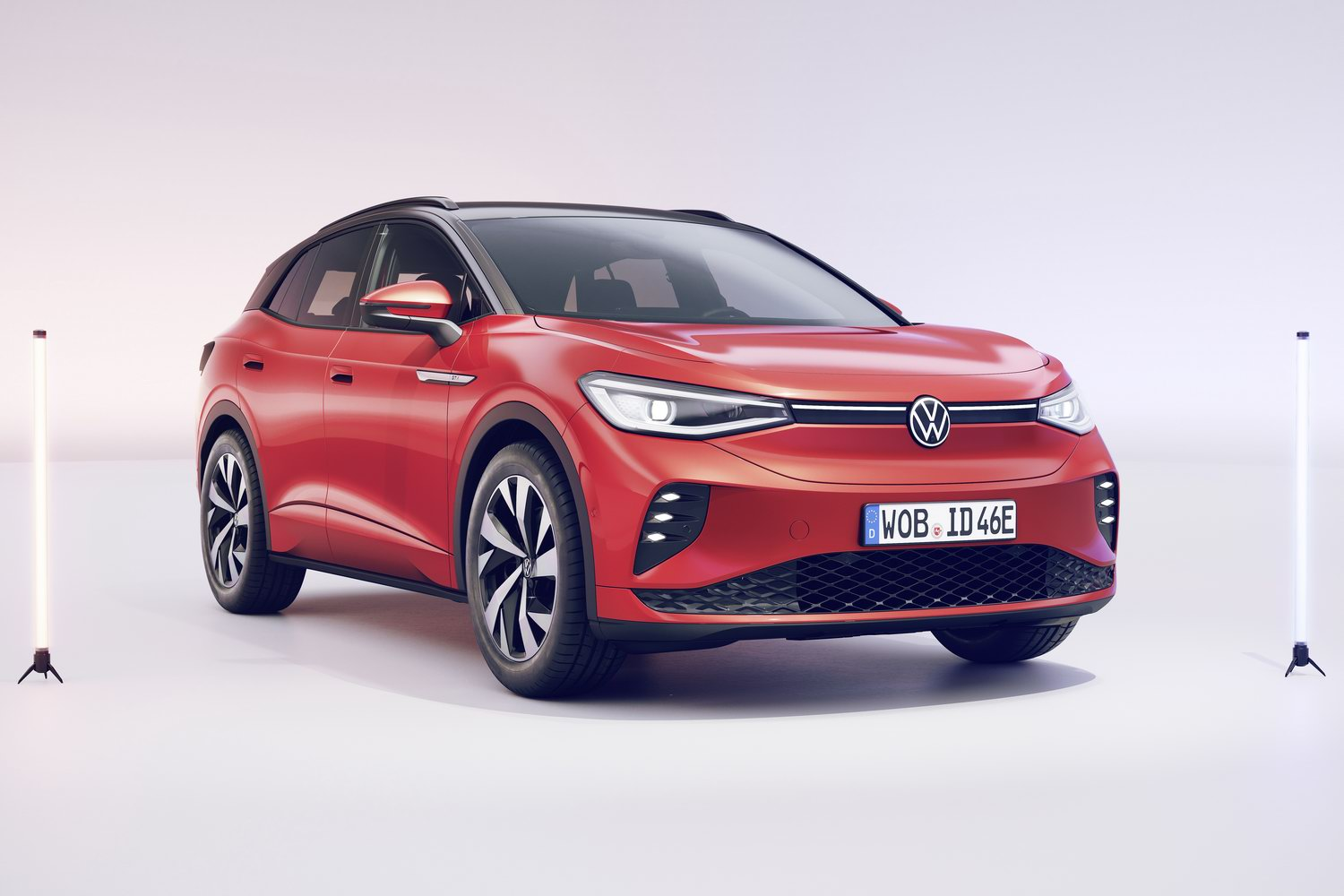 Car News | VW ID.4 GTX gets 299hp and AWD | CompleteCar.ie