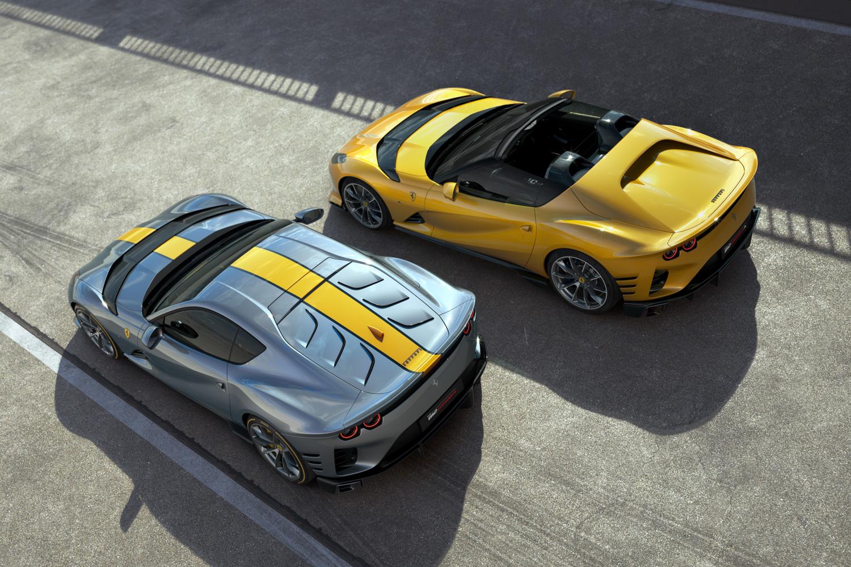 Car News | Ferrari's new rocketship is the 812 Competizione | CompleteCar.ie