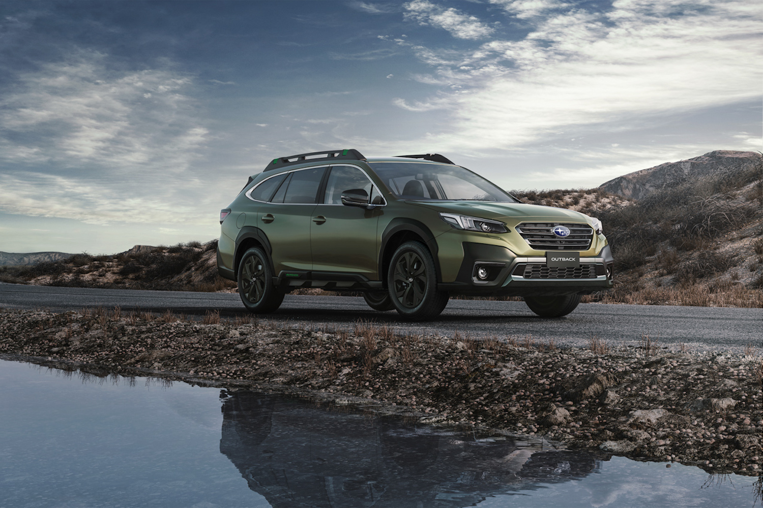 Car News | Subaru goes walkabout with the Outback | CompleteCar.ie