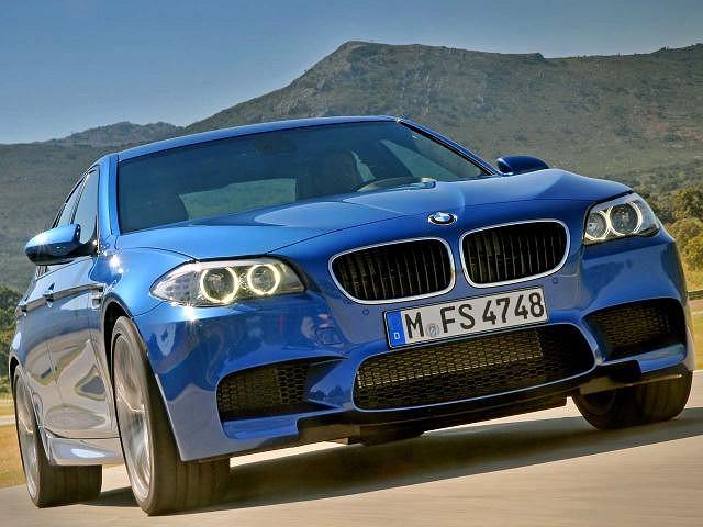 Car News   BMW M5 fully revealed   CompleteCar.ie