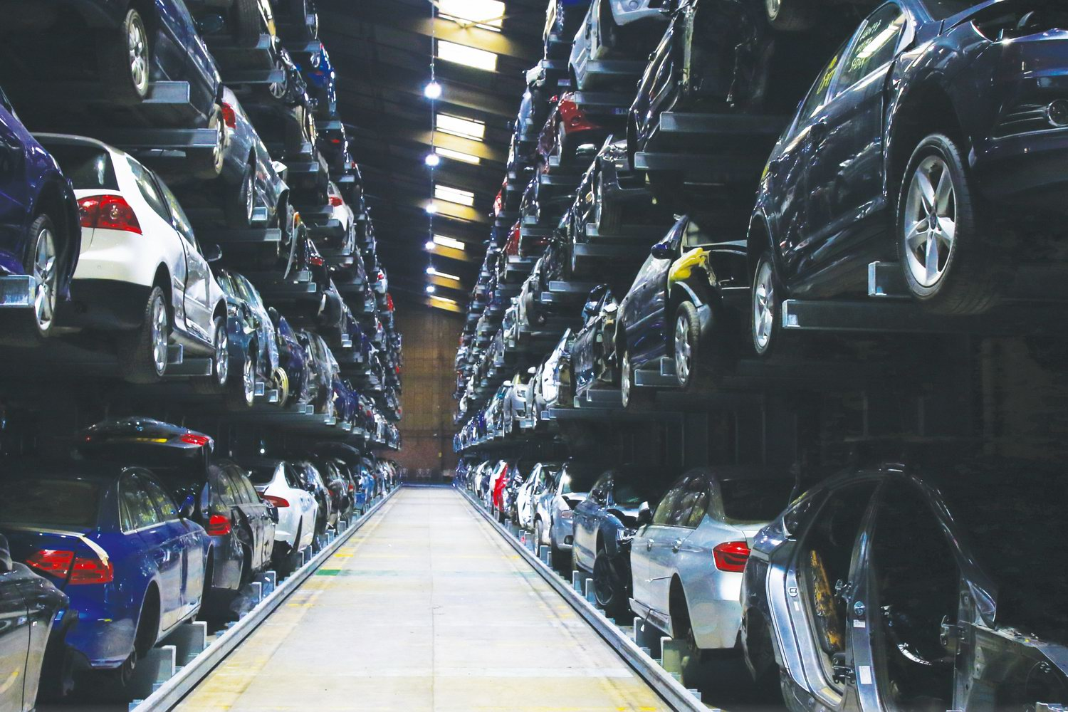 Car News | Recycling of 1,000 cars a week in Ireland