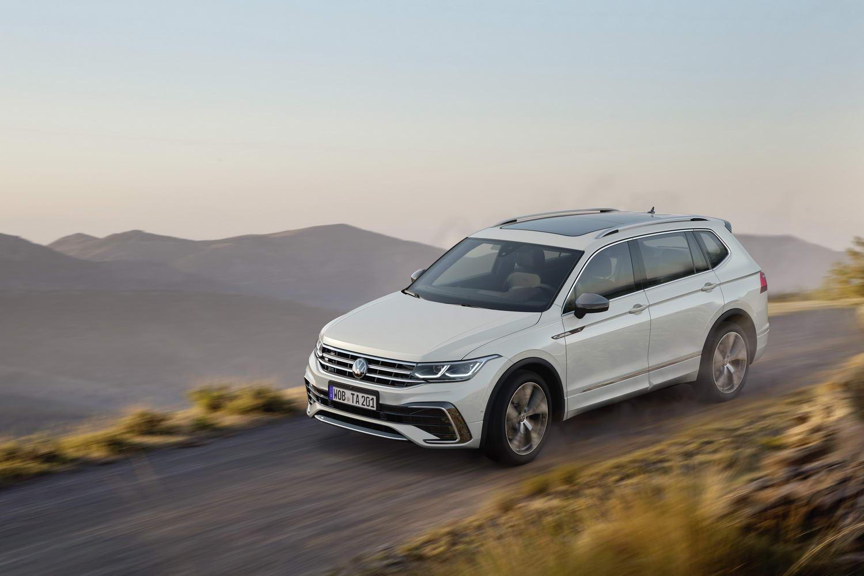 Car News | Facelift for Volkswagen Tiguan Allspace | CompleteCar.ie