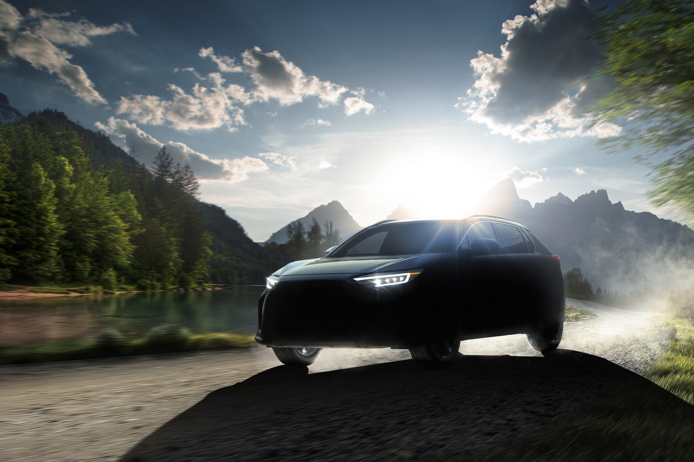 Car News | Subaru's first EV will be the Solterra