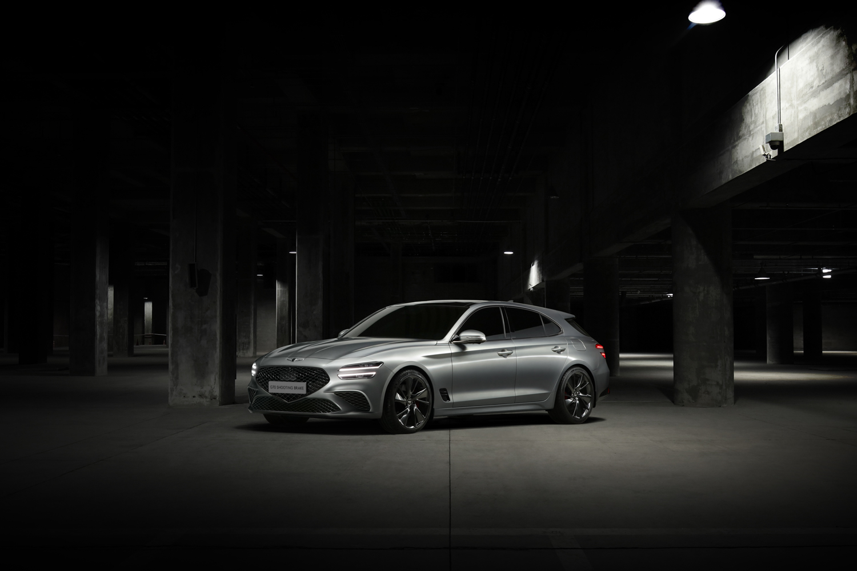 Car News | Genesis G70 Shooting Brake revealed