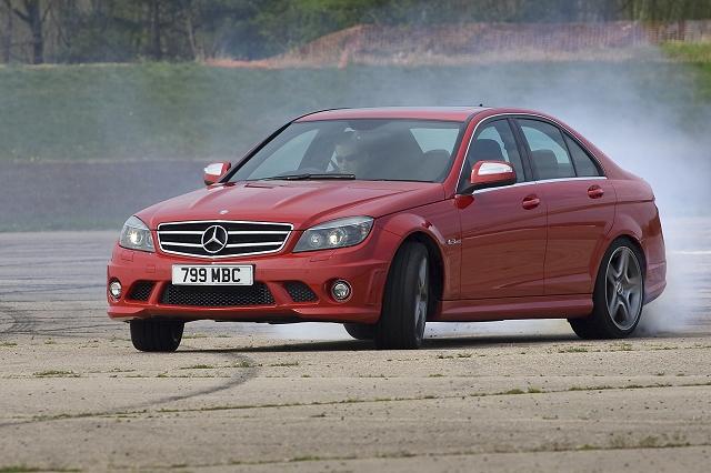 Car News   Mercedes-Benz aims for drift record   CompleteCar.ie