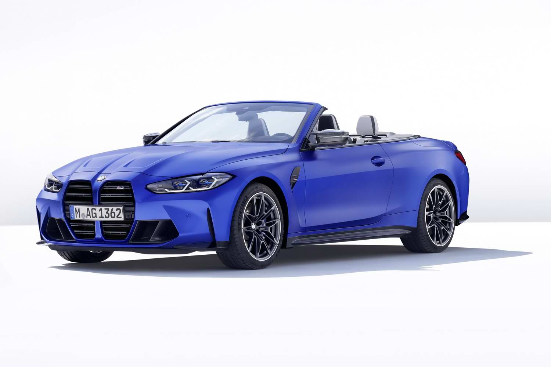 Car News | BMW M4 Convertible gains AWD | CompleteCar.ie