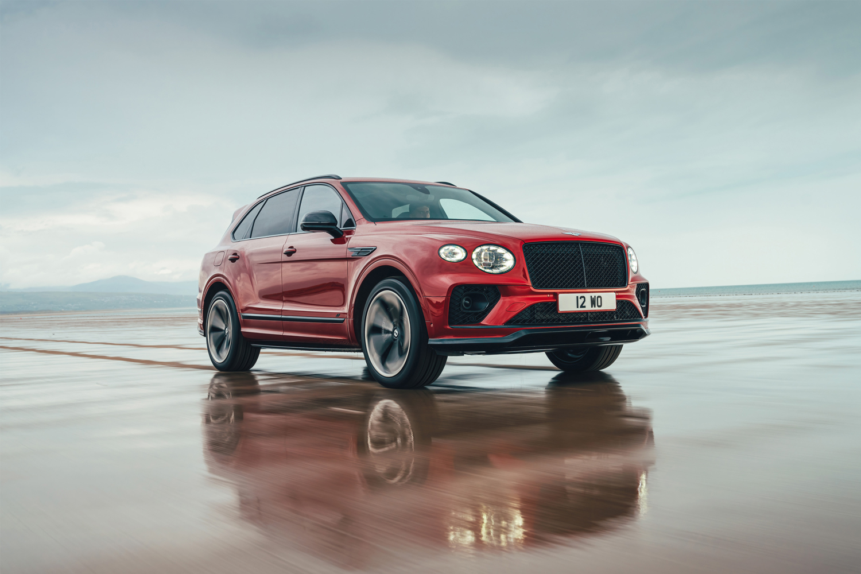Car News | Bentley Bentayga S details announced | CompleteCar.ie