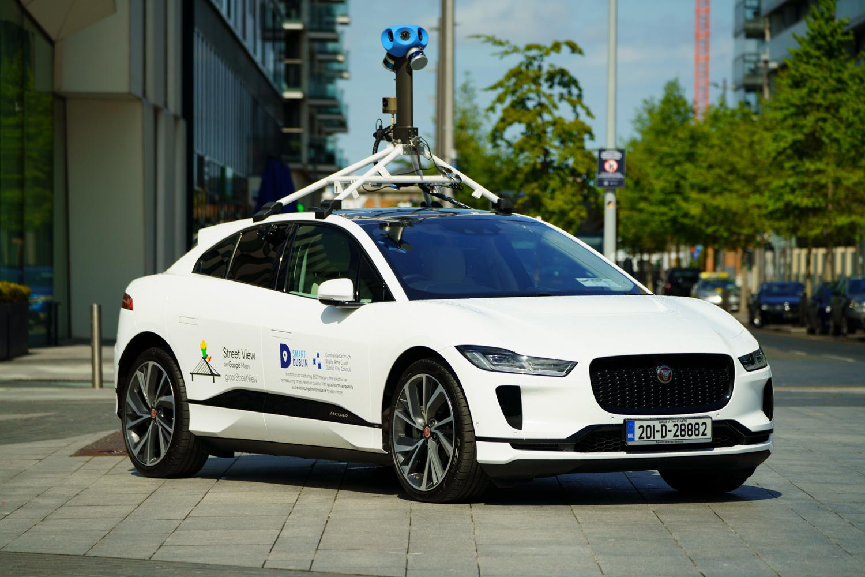 Car News | Jaguar and Google to monitor Dublin air quality | CompleteCar.ie