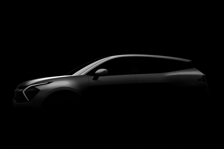 Car News | Kia shows off dramatic new Sportage | CompleteCar.ie