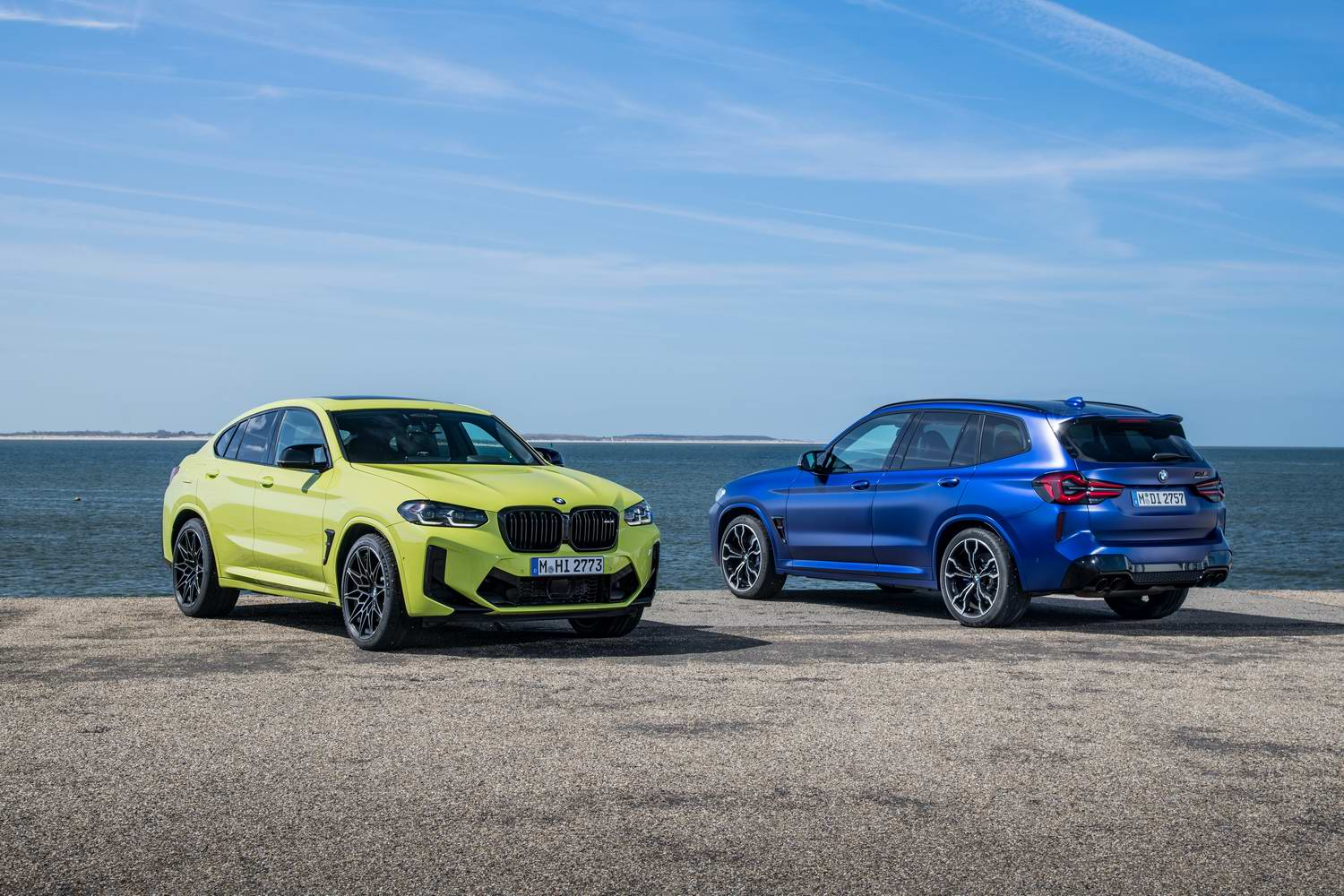 Car News | BMW Ireland shows off new X3 M and X4 M | CompleteCar.ie