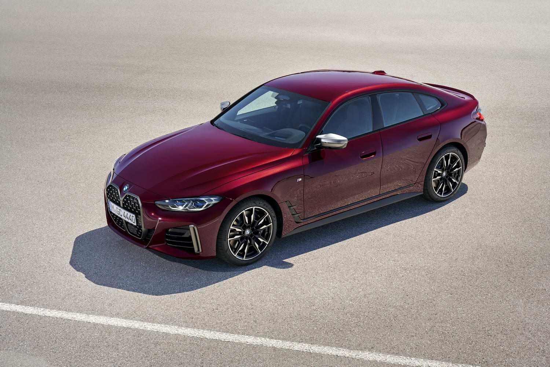 Car News | BMW Ireland confirms 4 Series Gran Coupe price | CompleteCar.ie