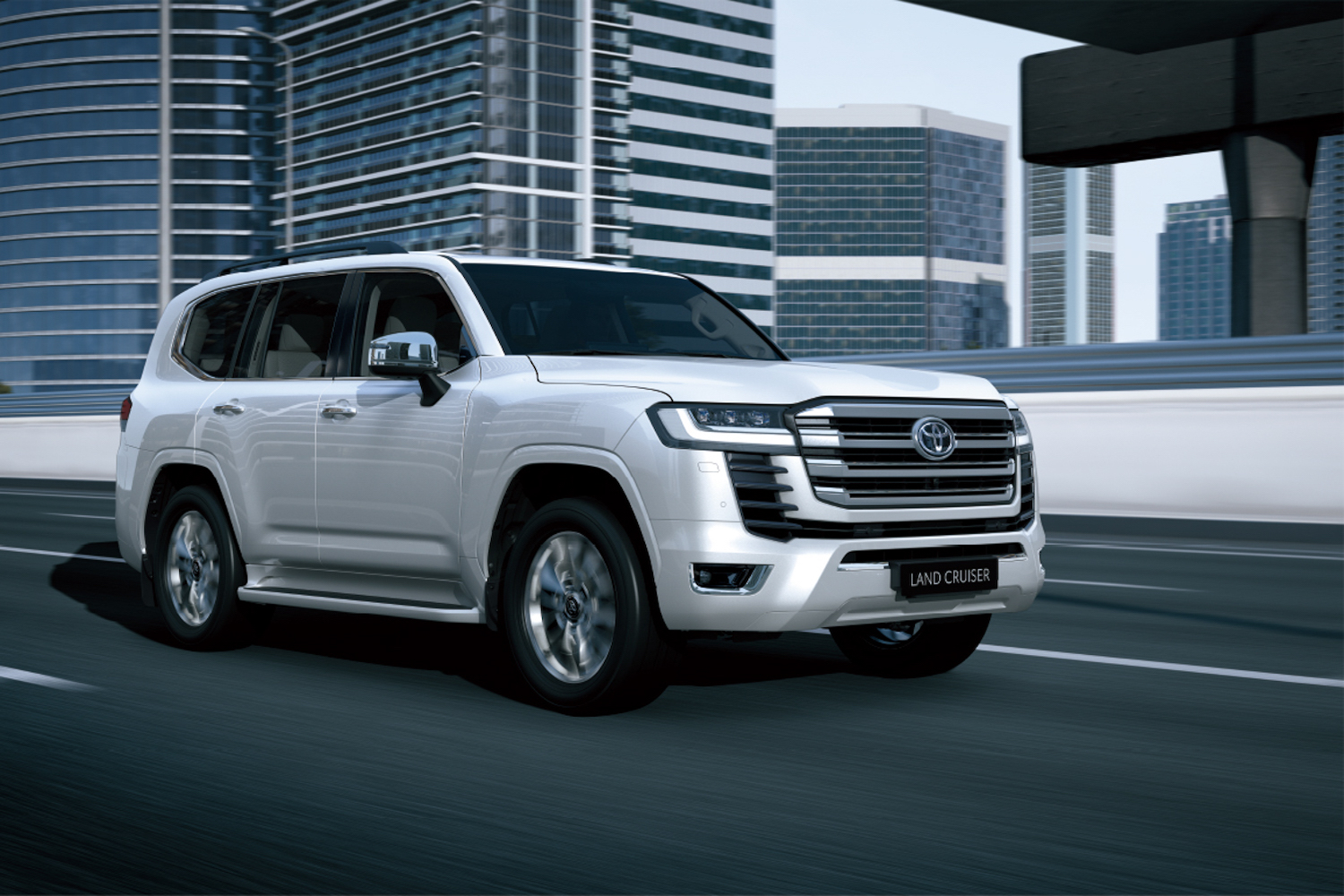 Car News | All-new Toyota Land Cruiser not for Ireland | CompleteCar.ie
