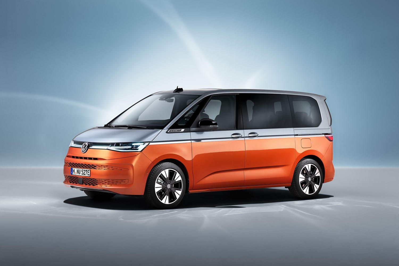 Car News | New 2022 Volkswagen Multivan image gallery | CompleteCar.ie