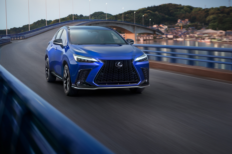 Car News | Lexus NX hybrid and plug-in hybrid models | CompleteCar.ie