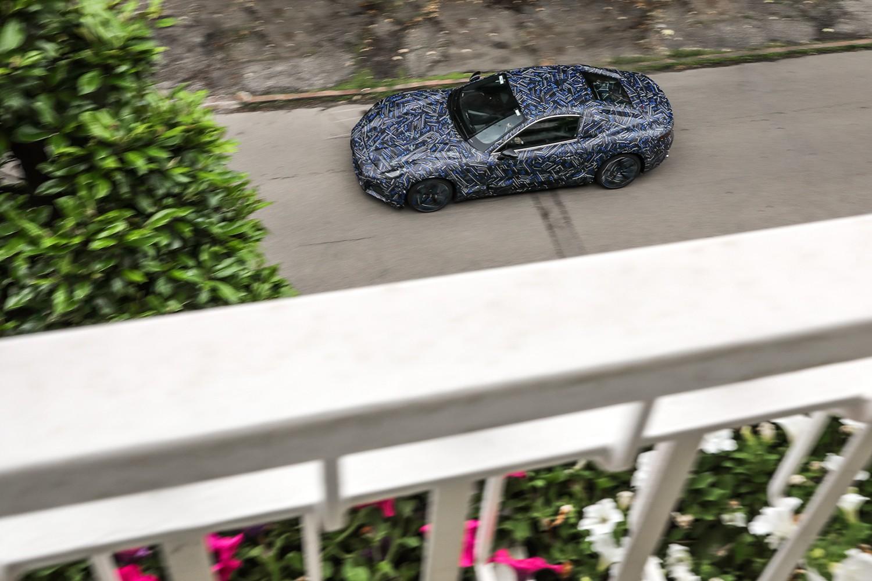 Car News | Maserati teases new electric GranTurismo | CompleteCar.ie