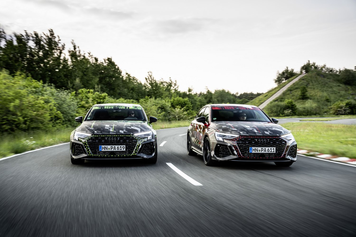 Car News   Audi teases details of new RS 3   CompleteCar.ie