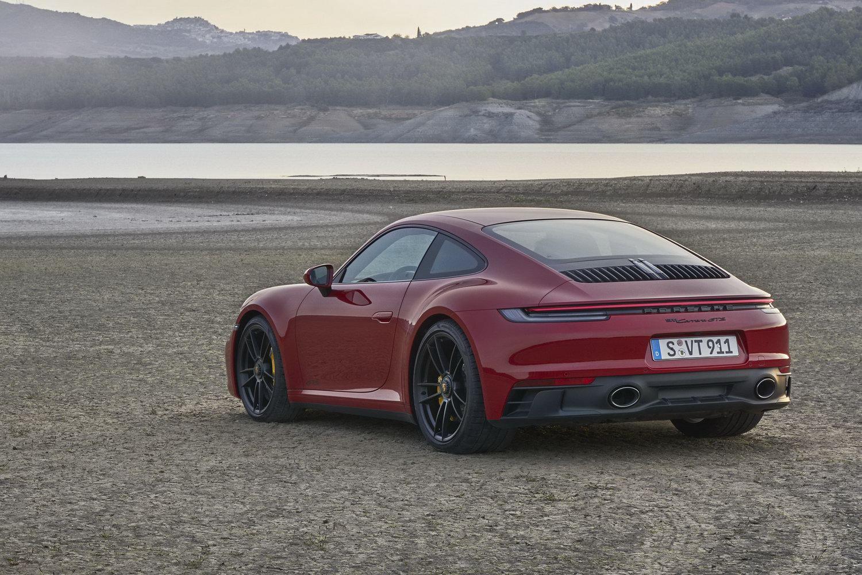 Car News   Porsche reveals new 480hp 911 GTS   CompleteCar.ie