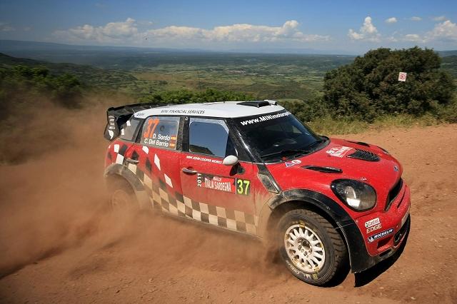 Car News   Win a passenger ride in MINI WRC car   CompleteCar.ie