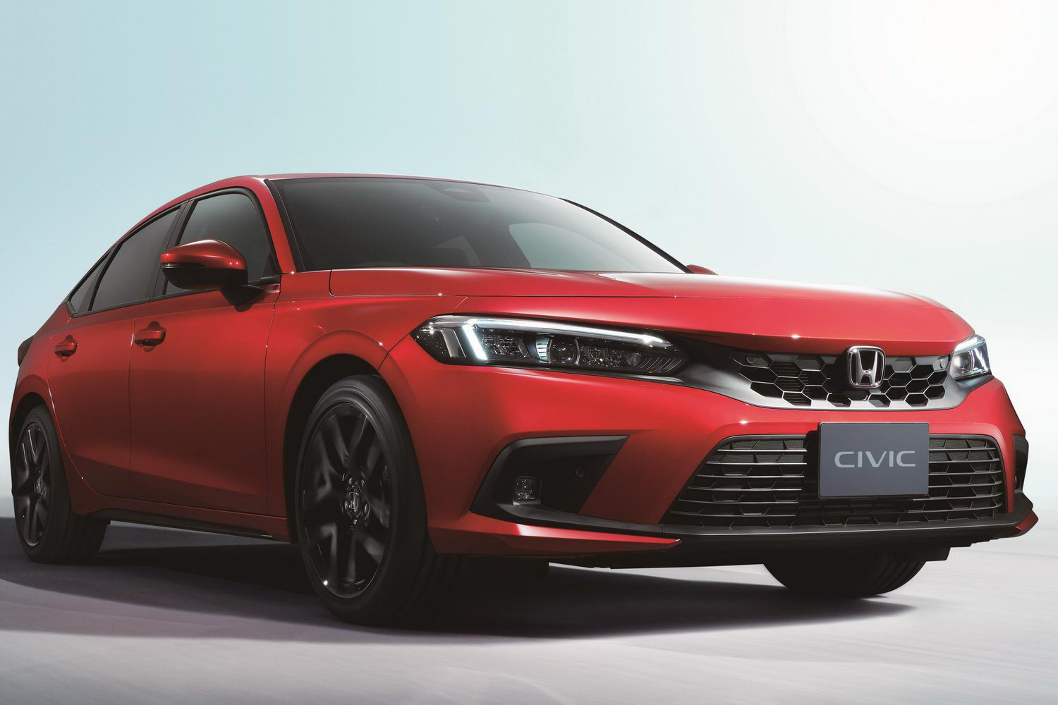 Car News   New Honda Civic goes hybrid only   CompleteCar.ie