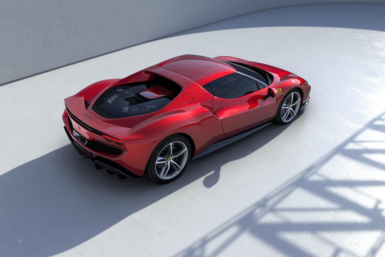 Car News   Ferrari reveals hybrid 296 GTB   CompleteCar.ie