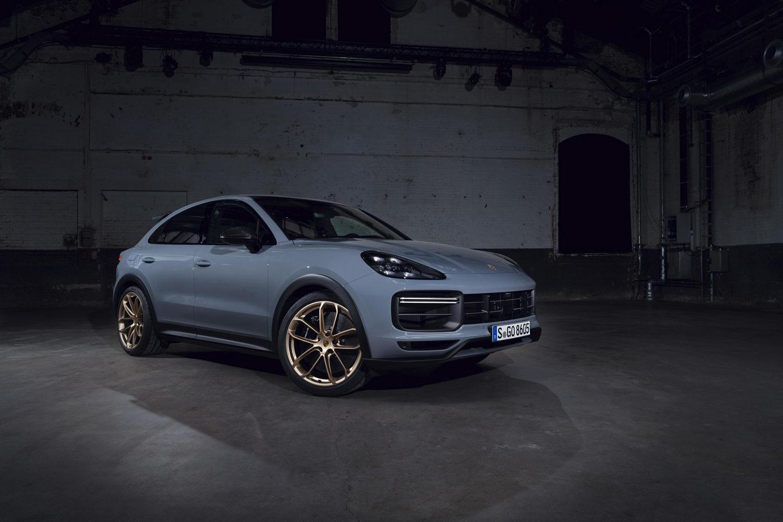 Car News | Porsche Cayenne Turbo GT gets 640hp | CompleteCar.ie