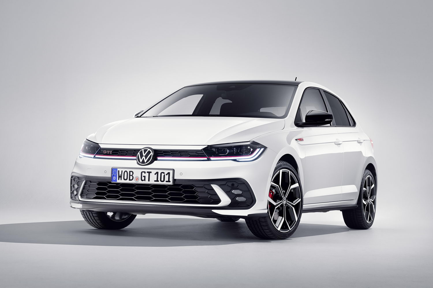 Car News | Volkswagen shows off new Polo GTI | CompleteCar.ie