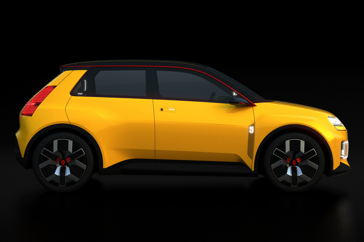 Car News | Renault confirms its electric 5 will be affordable | CompleteCar.ie