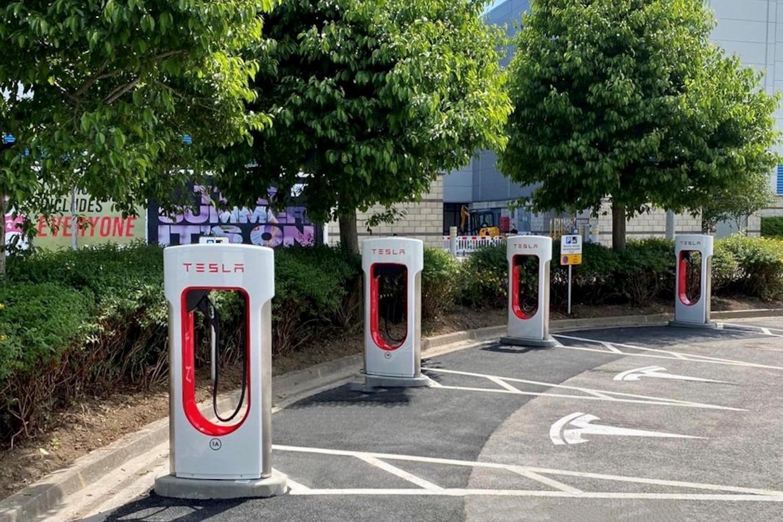Car News | Tesla opens Supercharger in Cork | CompleteCar.ie