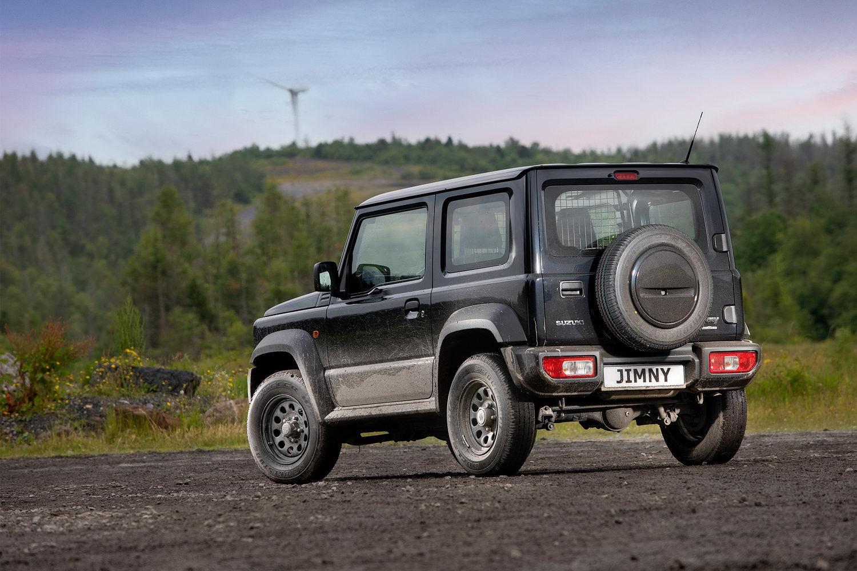 Car News | Suzuki Jimny van coming to Ireland | CompleteCar.ie