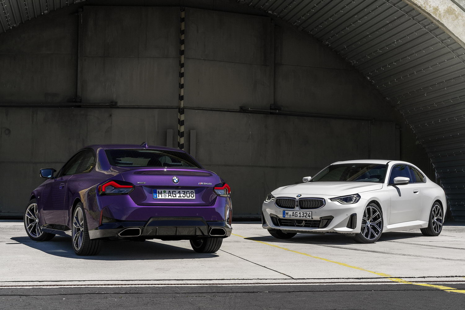 Car News | 2022 BMW 2 Series Coupe revealed | CompleteCar.ie