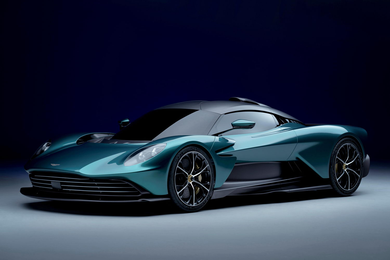 Car News | Aston Valhalla is 950hp hybrid supercar | CompleteCar.ie