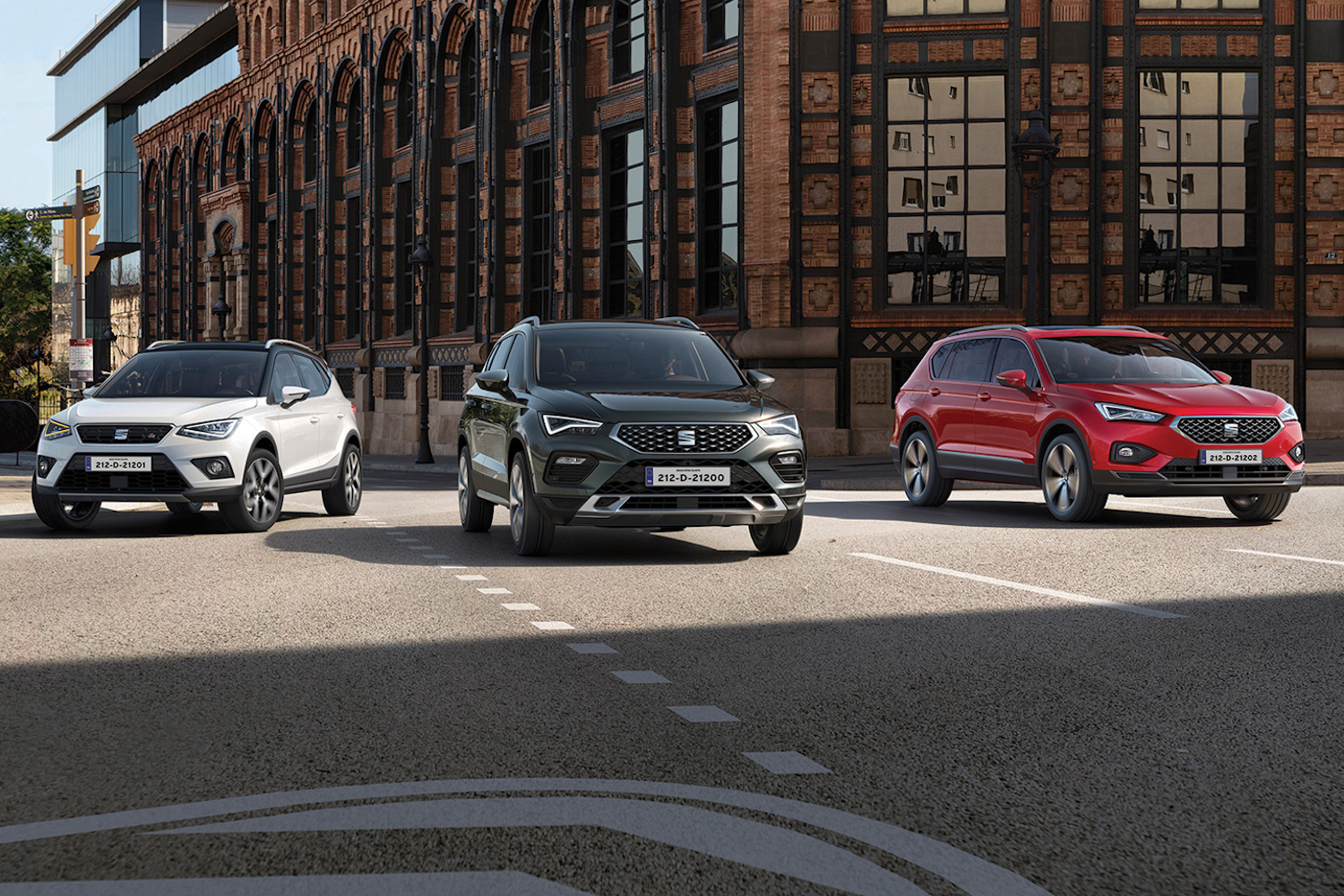 Car News | July offers from SEAT Ireland | CompleteCar.ie
