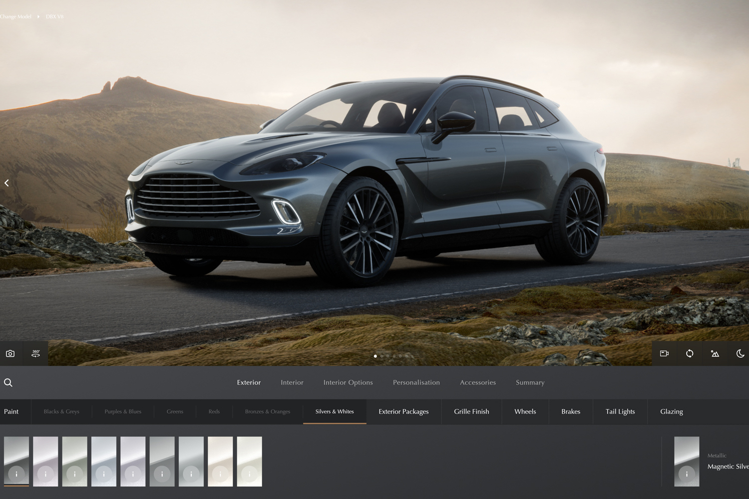 Car News | Aston Martin shows off 2022 update | CompleteCar.ie