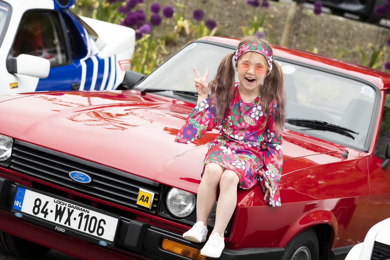 Car News   Retro Cannonball raises charity cash   CompleteCar.ie