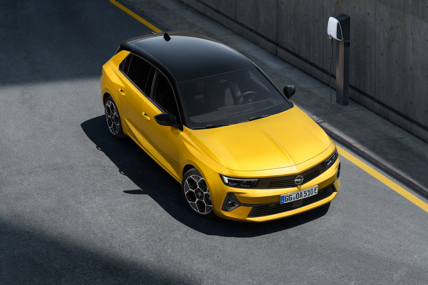 Car News | Opel announces electric Astra | CompleteCar.ie