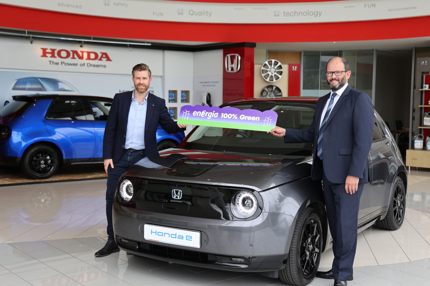 Car News | Free home charger with the Honda e | CompleteCar.ie