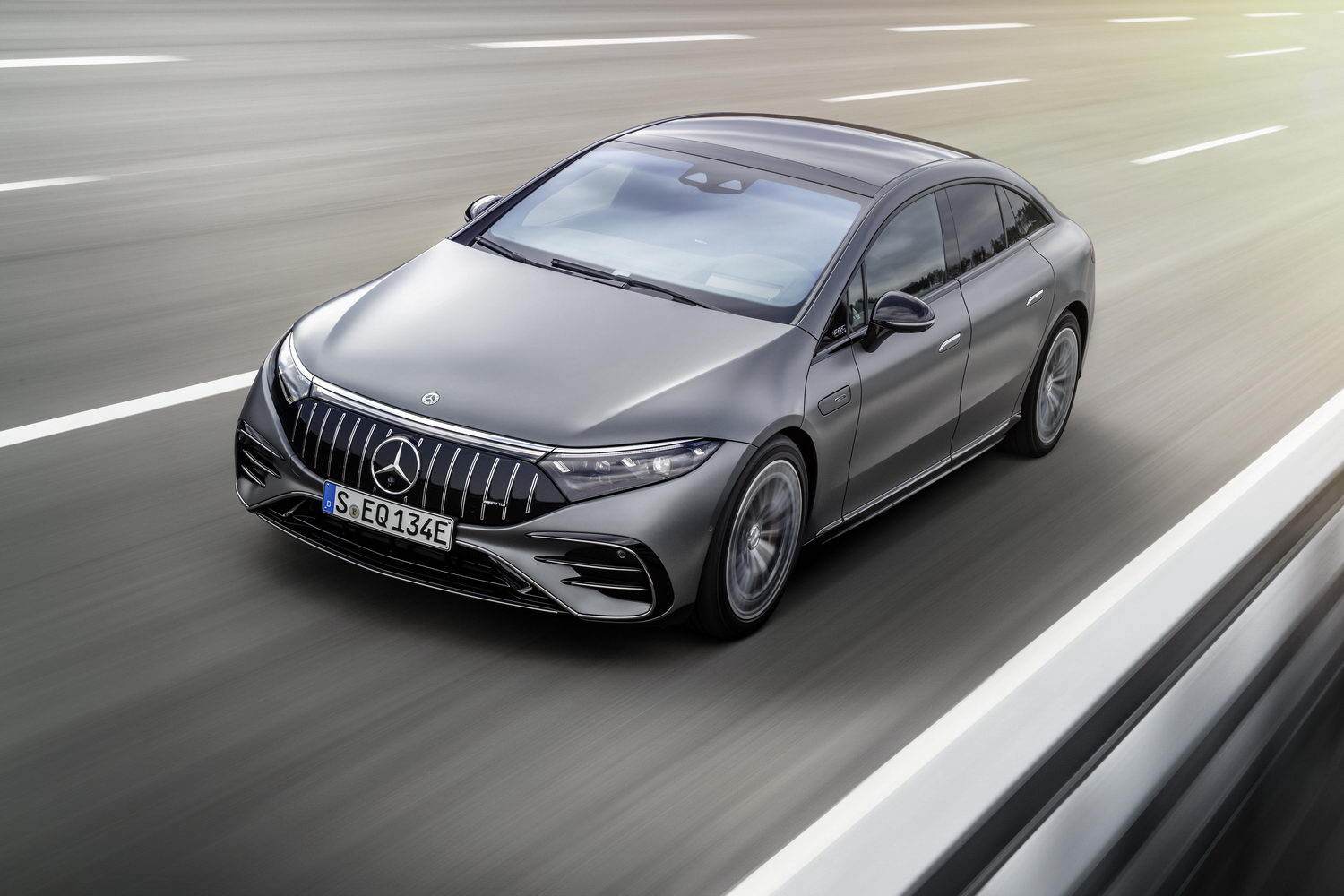 Car News | Mercedes-AMG announces first all-electric model | CompleteCar.ie