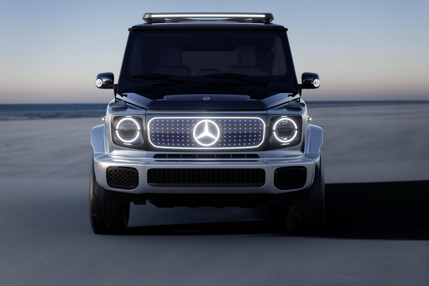 Car News | Mercedes G-Wagen prepares to go electric | CompleteCar.ie