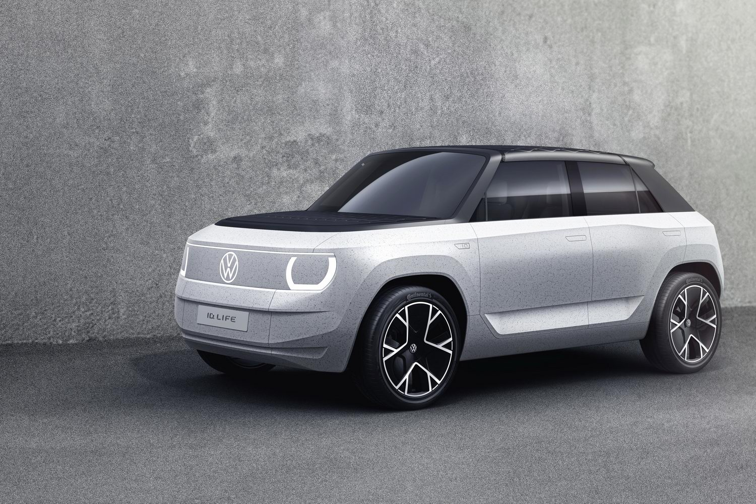 Car News | VW ID. Life concept previews new crossover | CompleteCar.ie