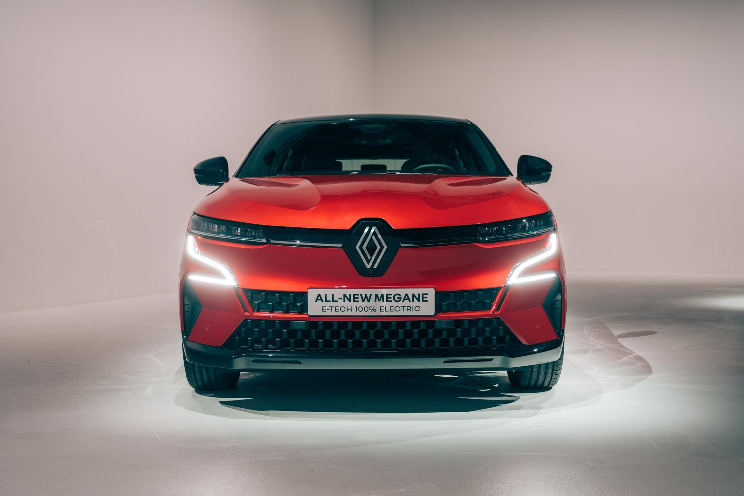 Car News | An all-electric Renault Megane for Ireland in 2022 | CompleteCar.ie