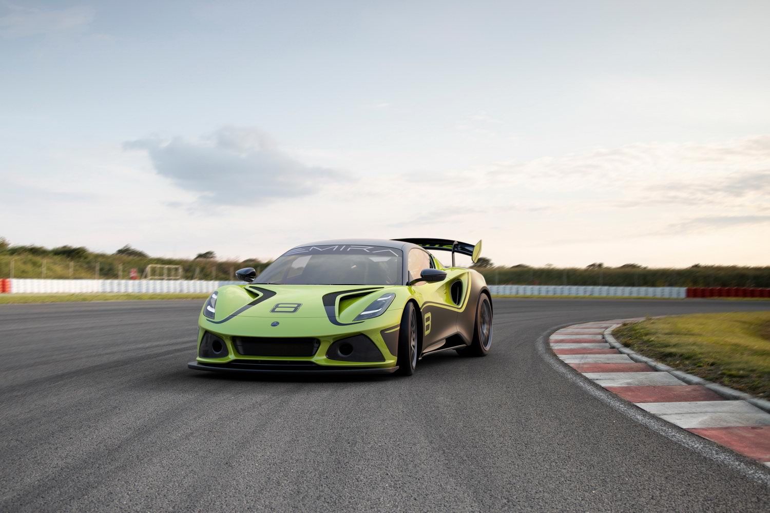 Car News | New Lotus Emira GT4 ready for the track | CompleteCar.ie