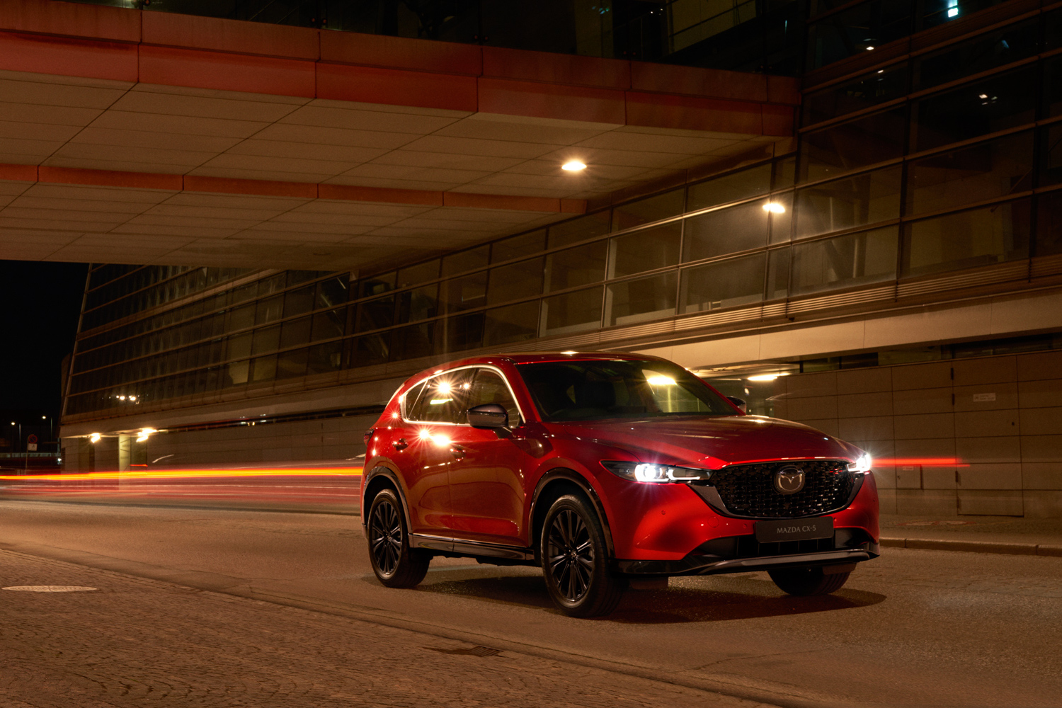 Car News | Mazda updates the CX-5 for 2022 | CompleteCar.ie