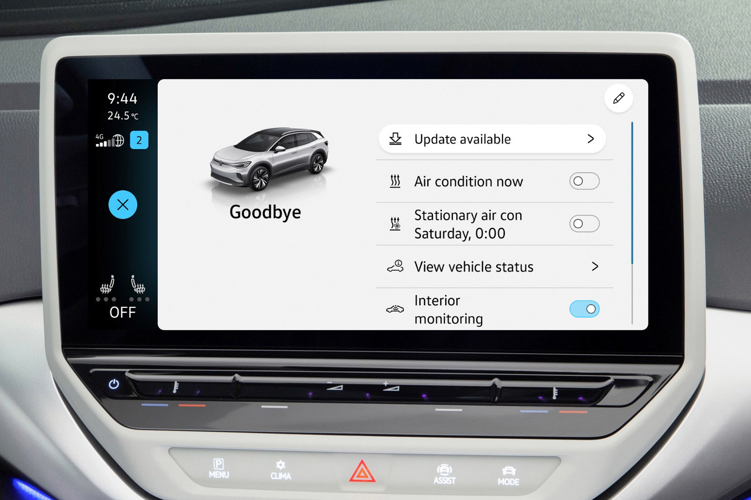 Car News | Volkswagen launches live updates for EVs | CompleteCar.ie